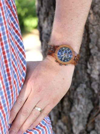 JORD Men's Wood Watches and a Giveaway!