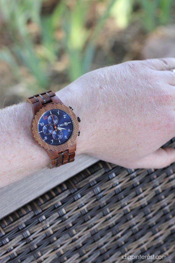 JORD mens wood watch2