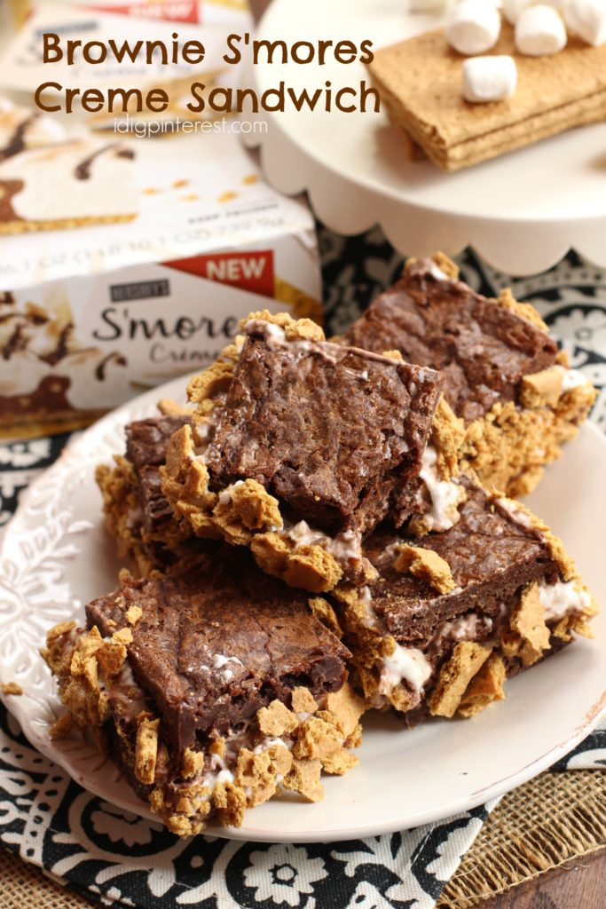 brownie smores creme sandwich5