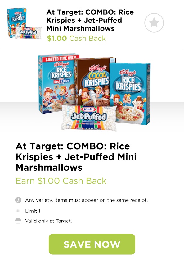 rice krispies offer