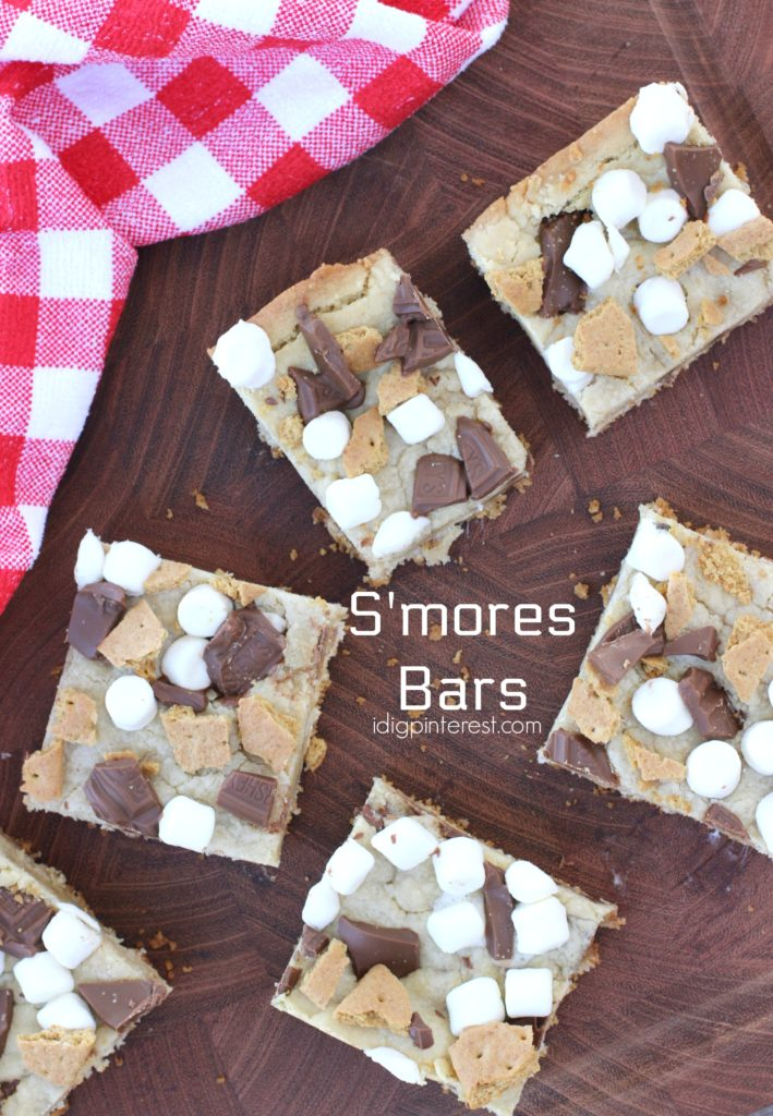 s'mores bars4