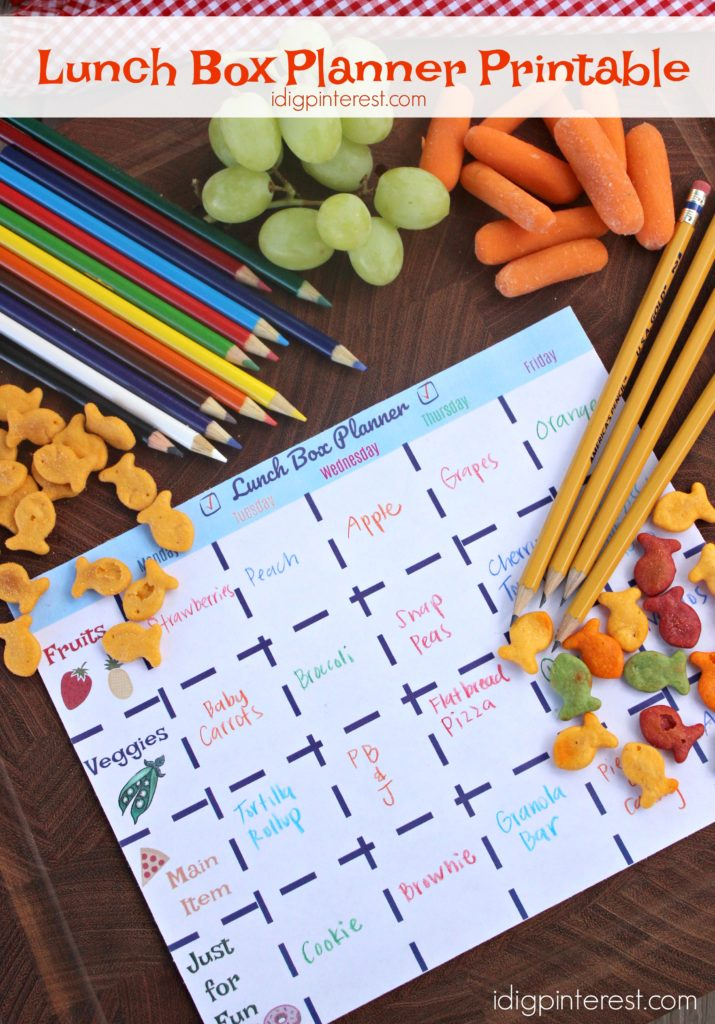 lunch box planner printable4