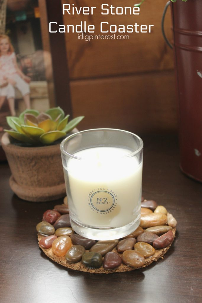 river stone candle coaster4