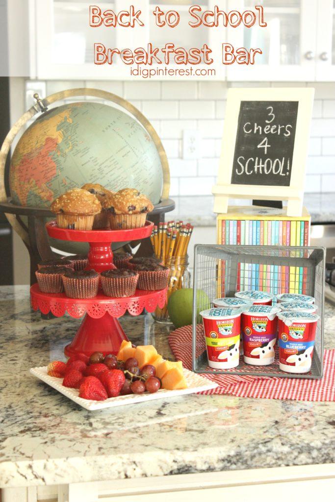 back to school breakfast bar3