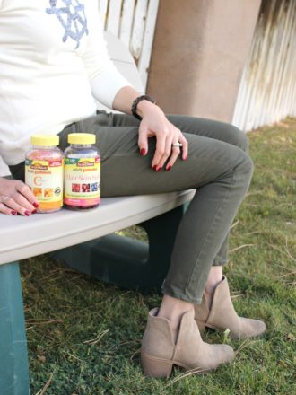How Vitamins Help Me Stay at my Best