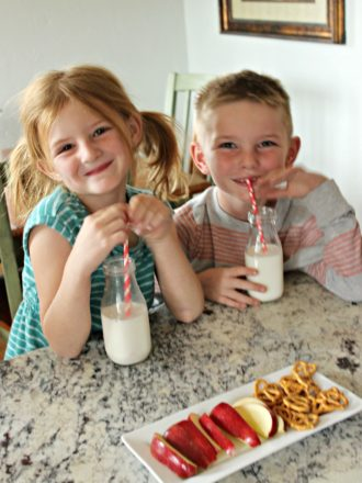 Why We Love Milk!