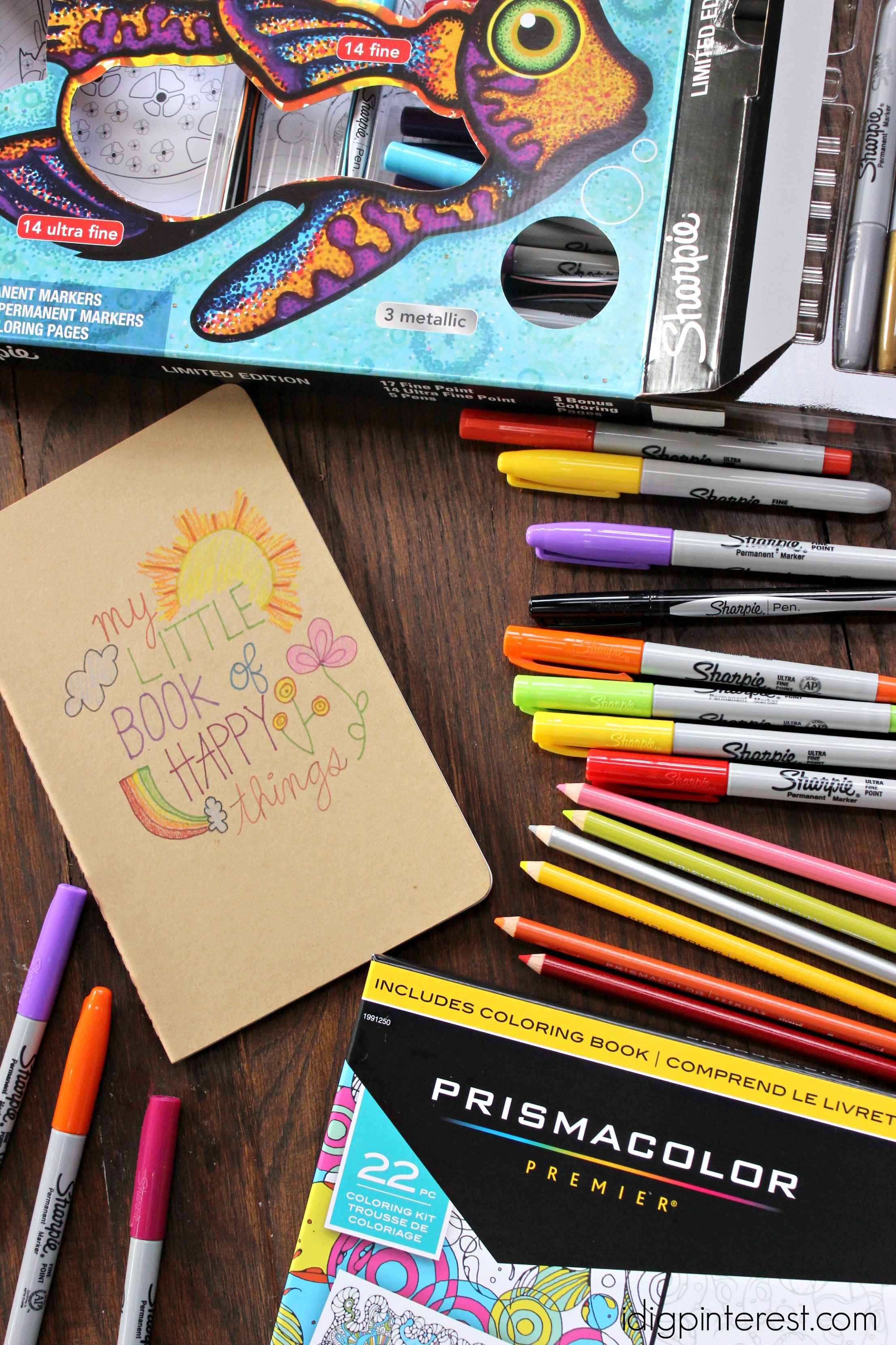 21fe7cb80a My little book of happy things hand lettered journal tutorial i dig  pinterest jpg 2212x3318 Little