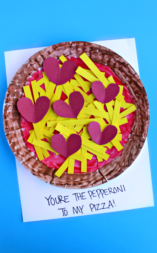 20 Epic Valentine S Day Crafts For Kids I Dig Pinterest