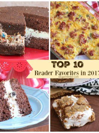 Top 10 Reader Favorites in 2017