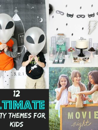 12 Ultimate Party Themes for Kids