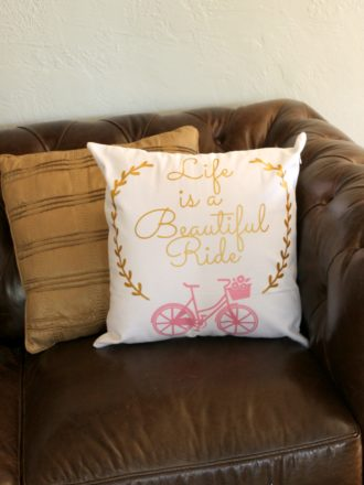 Add Charm to the Home with Custom Pillows
