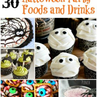 30 Halloween Party Foods and Drinks
